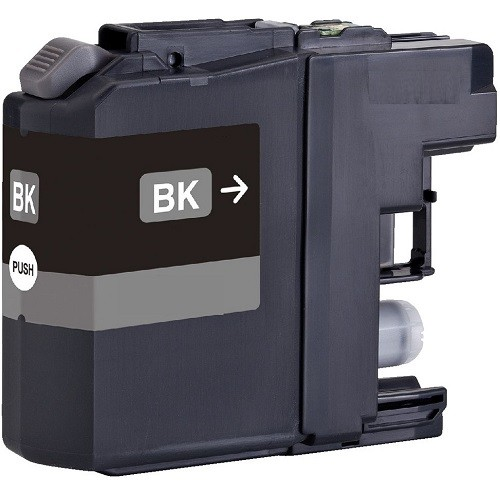 Brother LC131BK Compatible Black Ink Cartridge