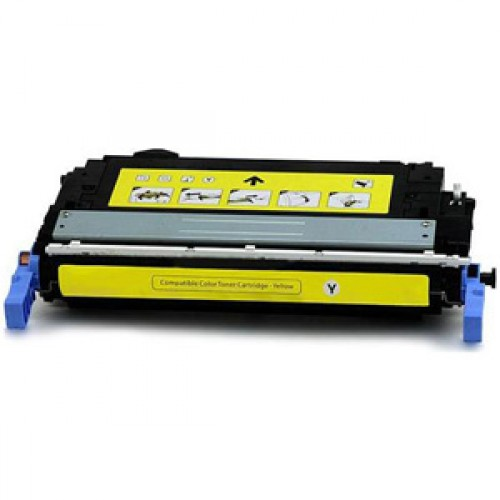 Canon CART307Y Compatible Yellow Laser Cartridge