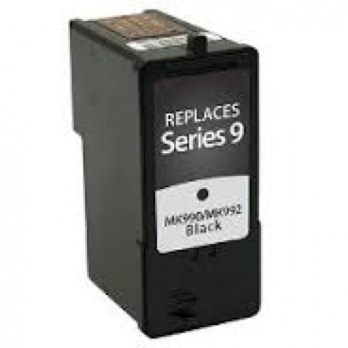 Dell Series 9, MK992, 59210435 Compatible Black High Yield Ink Cartridge